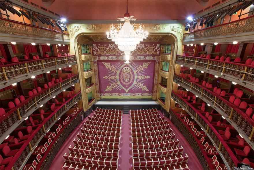 teatro espanol entradas