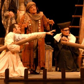 Shakespeare y la Commedia Dell Arte