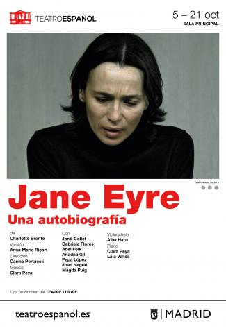Cartel Jane Eyre